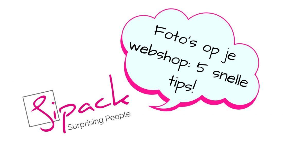 foto op je webshop
